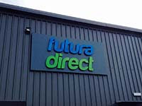 Futura Direct Commercial Sign
