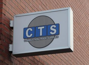 Illuminated Sign, Doncaster, CTS Thumb