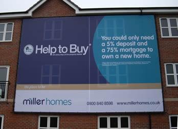 Discount Mesh Banner, Ashfield, Miller Homes Thumb