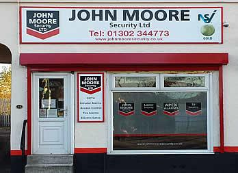 Discount Window Graphic, Doncaster, John Moore Security Thumb